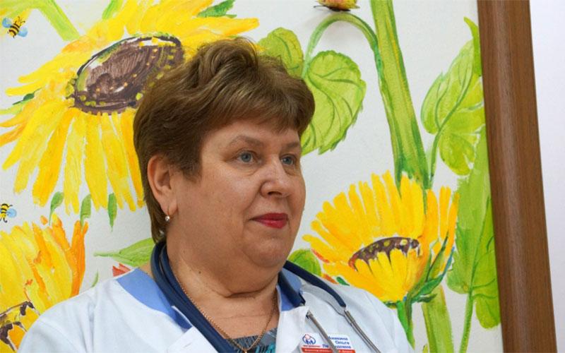 Директор Аникина О.Л. педиатр, инфекционист