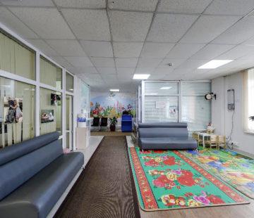 Клиника Доверие, интерьер