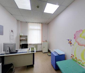 Клиника Доверие, кабинет