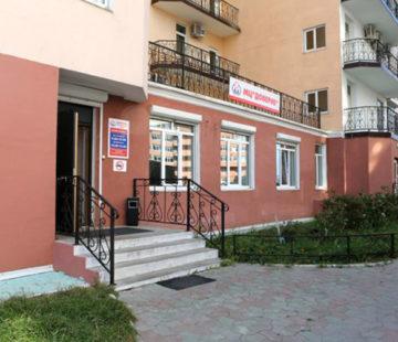 Клиника Доверие фасад